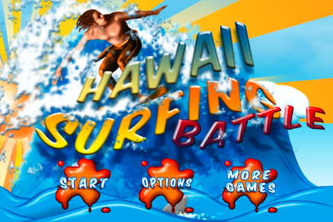 Screenshot Hawaii Surfing Battle